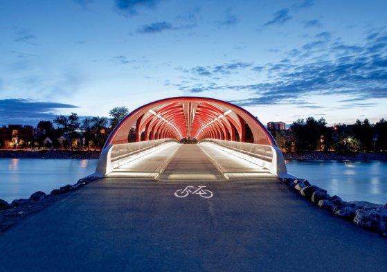 Os melhores locais para pedalar com estilo