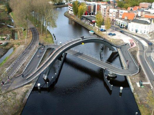 Melkwngbridge, Purmerend, Holanda