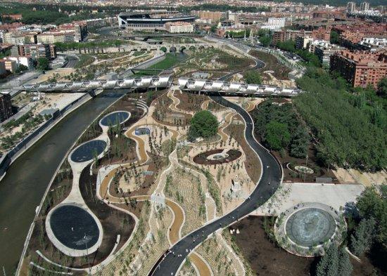 Ponte Arganzuela, Madrid, Espanha