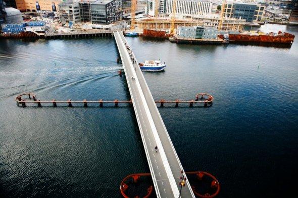 Ponte Brygge, Copenhaga, Dinamarca