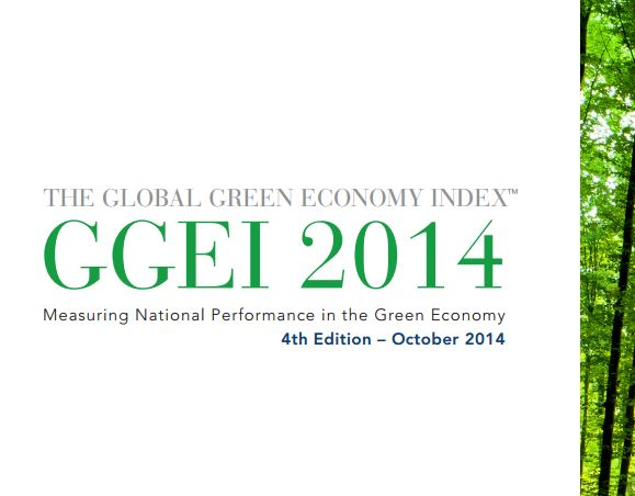 Portugal é a 15º economia verde em 60 países