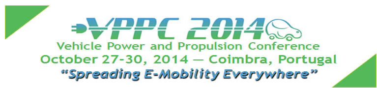 Conferência VPPC 2014 – Vehicle Power and Propulsion Conference
