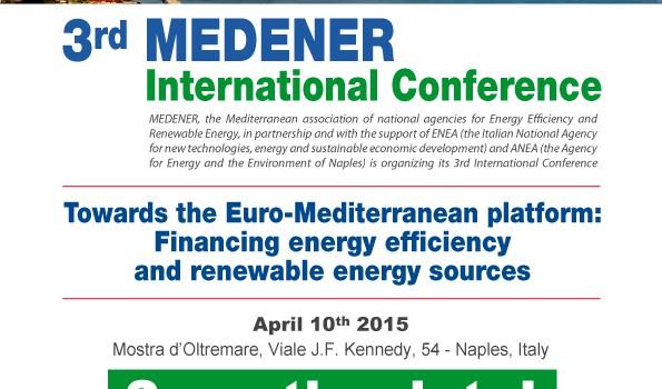 3ª Conferência Internacional Rumo à plataforma Euro-Mediterrânica
