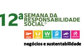 12ª SEMANA DA RESPONSABILIDADE SOCIAL